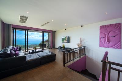 Rockwater-Sea-View-Townhouses-Samui-Lounge-View