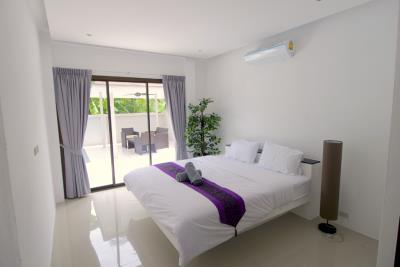 Two-Bedroom-Pool-Villa-For-Sale-Ko-Samui-Bedroom-1