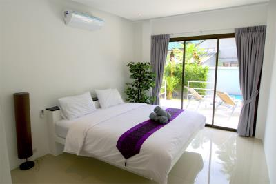 Two-Bedroom-Pool-Villa-For-Sale-Ko-Samui-Bedroom-2