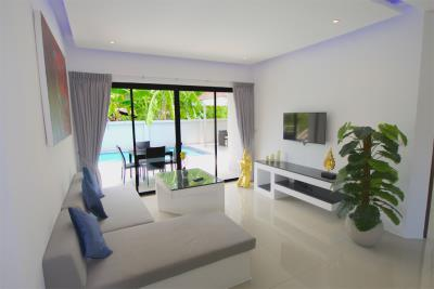 Two-Bedroom-Pool-Villa-For-Sale-Ko-Samui-Living-Area