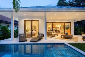 Image No.14-Villa de 3 chambres à vendre à Bo Phut