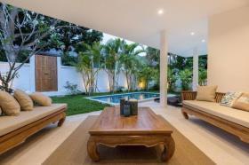 Image No.1-Villa de 3 chambres à vendre à Bo Phut
