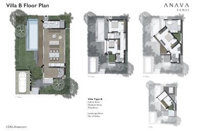 Avana-Samui-Villa-B-Floor-Plan