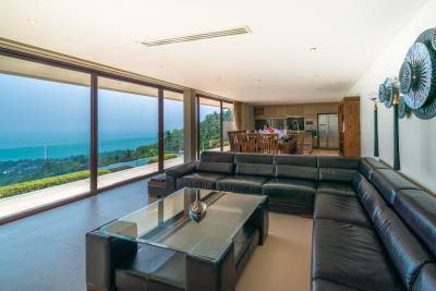 Chaweng-Sea-View-Villa-For-Sale-Samui-Living