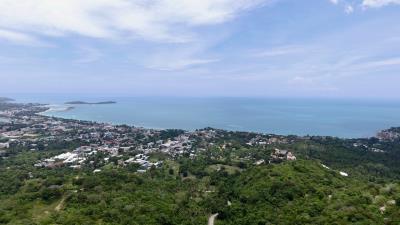Chaweng-Sea-View-Villa-For-Sale-Samui-Pano