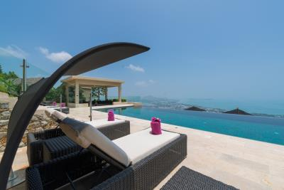 Chaweng-Sea-View-Villa-For-Sale-Samui-Poolside