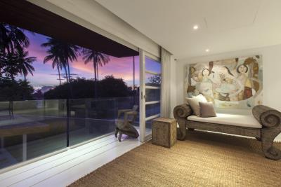 Villa-Akasha-Ko-Samui-Bedroom-View