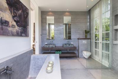 Villa-Akasha-Ko-Samui-Master-Bathroom