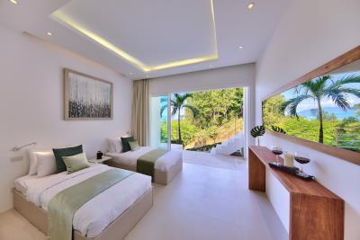 Unique-Residence-Ko-Samui-Villa-K-Guest-Bedroom