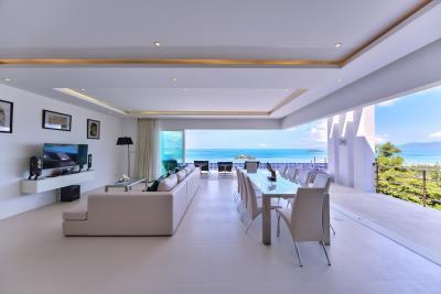 Unique-Residence-Ko-Samui-Villa-K-Living-Area