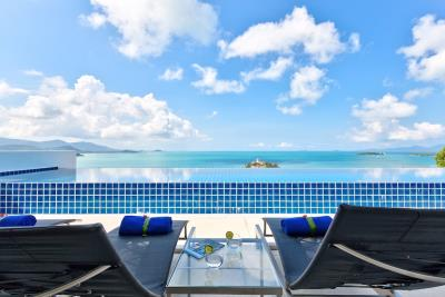 Unique-Residence-Ko-Samui-Villa-K-Pool