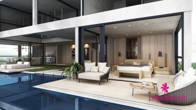 Sea-Breeze-Villas-Ko-Samui-Bedroom-Terrace