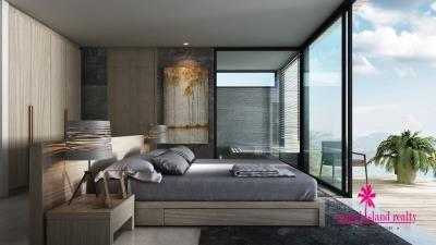 Sea-Breeze-Villas-Ko-Samui-Bedroom