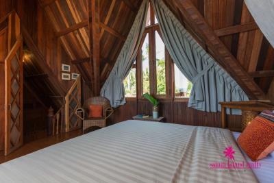 Five-Islands-Beachfront-Villa-Ko-Samui-Bedroom-4