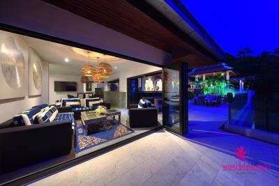 Villa-Nirvana-Ko-Samui-Lounge-Night