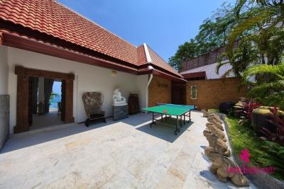 Villa-Nirvana-Ko-Samui-Ping-Pong