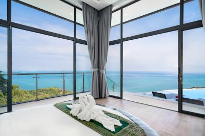 Villa-Seawadee-Ko-Samui-Bedroom-2-View