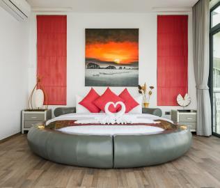 Villa-Seawadee-Ko-Samui-Bedroom