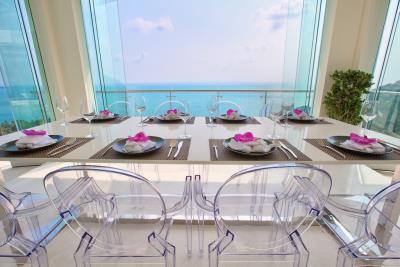 Villa-Seawadee-Ko-Samui-Dining-View