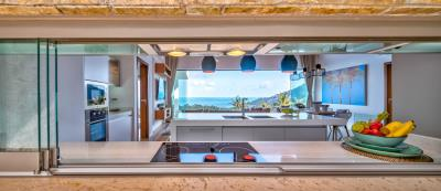 Villa-Aruna-Ko-Samui-Kitchen-View
