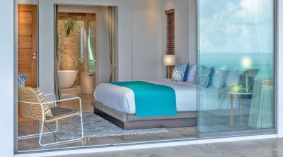 Villa-Aruna-Ko-Samui-Bedroom-Exterior