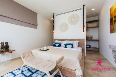 Villa-Suma-Beachfront-Property-Ko-Samui-Bedroom-3