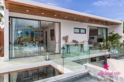Villa-Suma-Beachfront-Property-Ko-Samui-Bedroom-Exterior