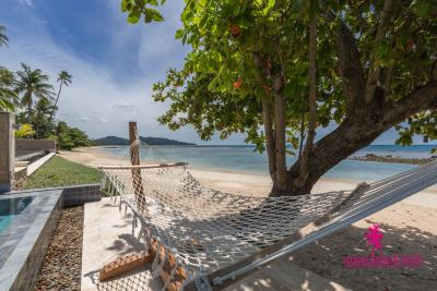 Villa-Suma-Beachfront-Property-Ko-Samui-Hammock