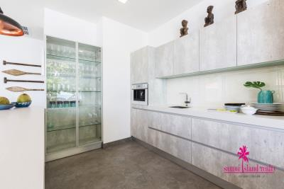 Villa-Suma-Beachfront-Property-Ko-Samui-Kitchen
