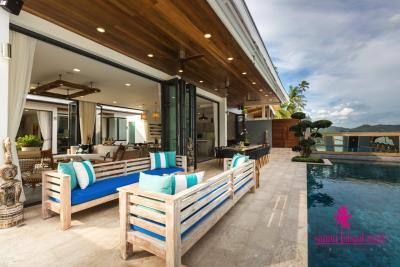 Villa-Suma-Beachfront-Property-Ko-Samui-Outdoor-Sofa