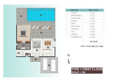 Ocean-Skyline-Villas-Ko-Samui-1st-Floor-PLan