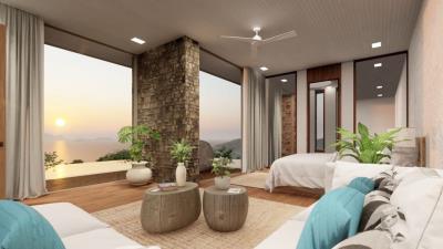 Five-Islands-Estate-Ko-Samui-Bedroom