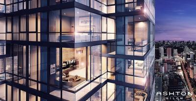 Ashton-Silom-Condominium-Apartment-Exterior