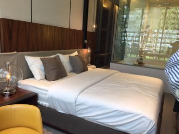 Ashton-Silom-Condominium-Bedroom