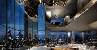 Ashton-Silom-Condominium-Gym