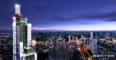 Ashton-Silom-Condominium-Rendering