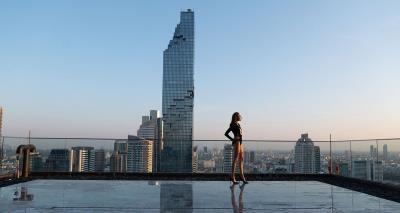 Ashton-Silom-Condominium-Rooftop-View