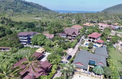 Sea-View-Beachside-Villa-Aerial-Site
