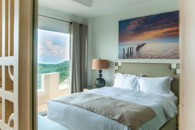 Bophut-Ocean-View-Villa-Bedroom