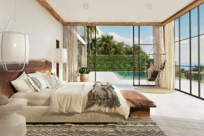 Chandra-Villas-Ko-Samui-1st-Bedroom