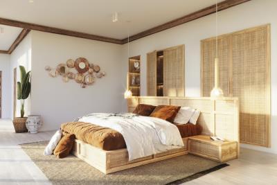 Chandra-Villas-Ko-Samui-3rd-Bedroom