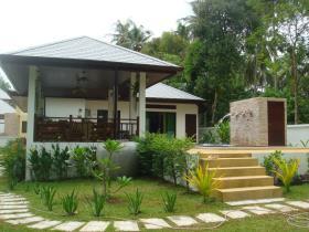 Image No.3-Villa de 3 chambres à vendre à Maenam