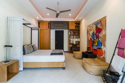 Villa-Harmonie-Ko-Samui-Bedroom-2