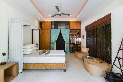 Villa-Harmonie-Ko-Samui-Bedroom-3