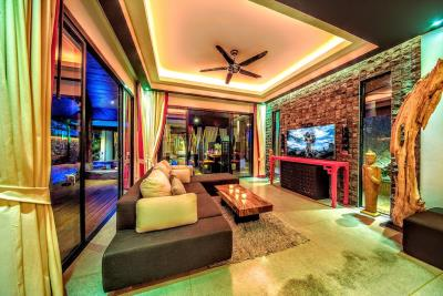 Villa-Kensho-Ko-Samui-Living-Night