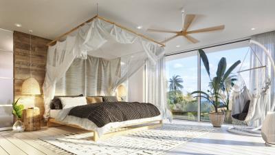 Vastu-Villas-Ko-Samui-Bedroom-2