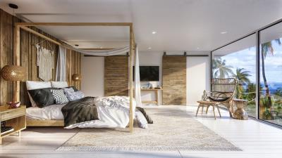 Vastu-Villas-Ko-Samui-Bedroom-3