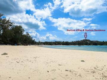 Sea-View-Choeng-Mon-Villa-Beach-Distance