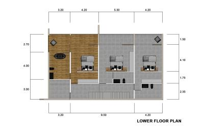 Amaze-Villas-Ko-Samui-Lower-Floor-Plan