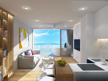 Vida-Apartments-Ko-Samui-2nd-Floor-Interior